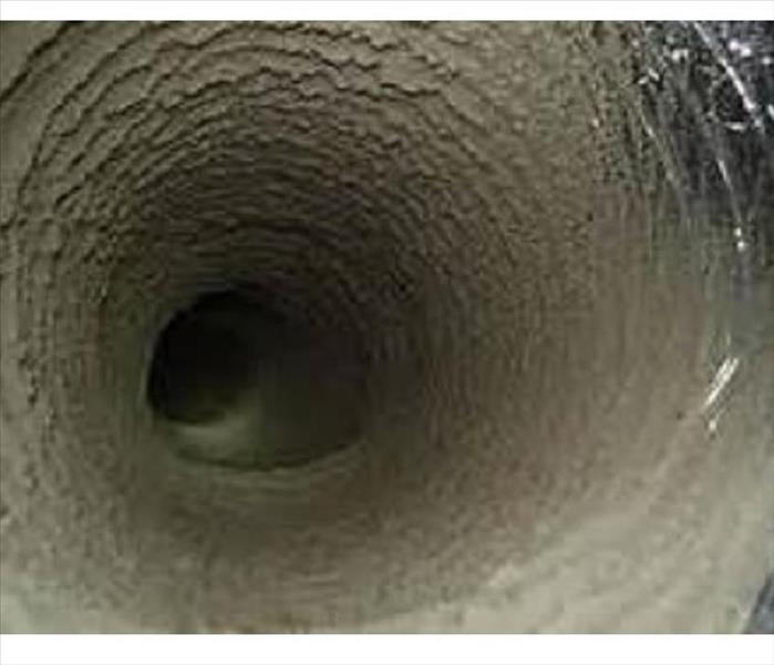 Dirty air ducts can circulate mold