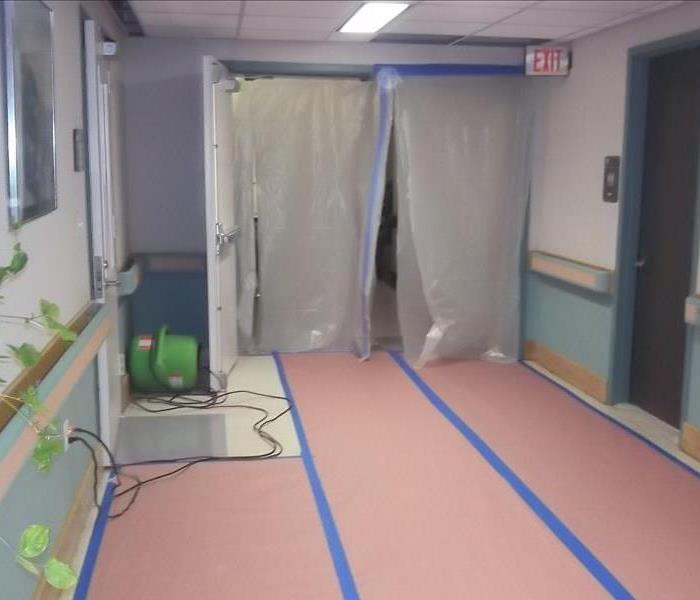 Commercial Water Damage in Dutchess County