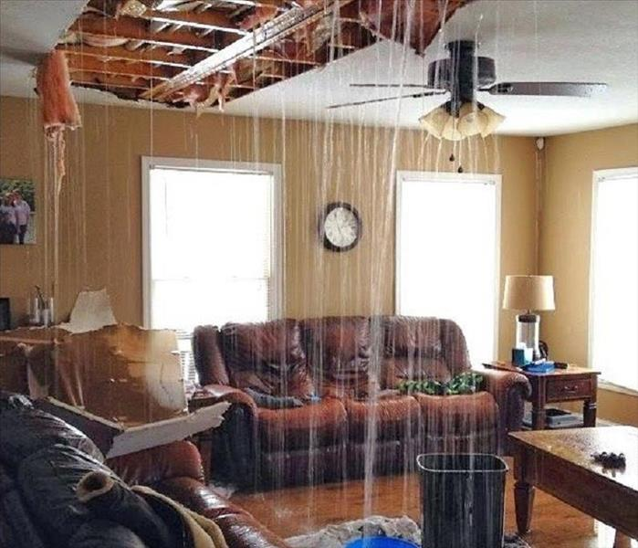 Water Damage Safety first when dealing with water damage at your Western Dutchess County home