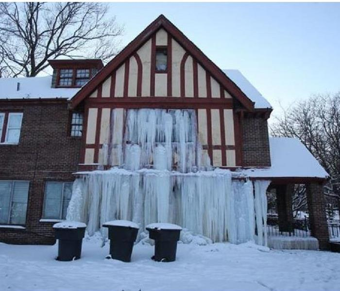 Water Damage It's Frozen Pipe Season! Follow These Handy Tips to Avoid a Serious Problem!