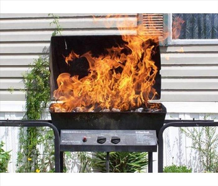 Fire Damage How to Avoid Fire Hazards When Grilling This Summer | SERVPRO® of Western Dutchess County