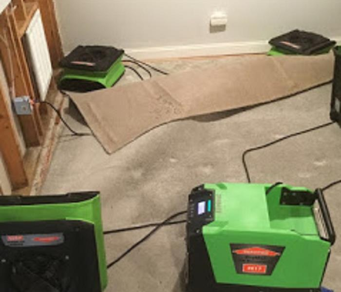 Why SERVPRO SERVPRO of Western Dutchess County IS your ONE STOP SHOP for all the remediation, repairs and rebuild your home needs!
